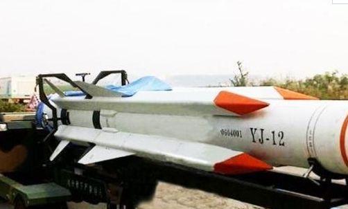 中国鹰击导弹是美军航母噩梦