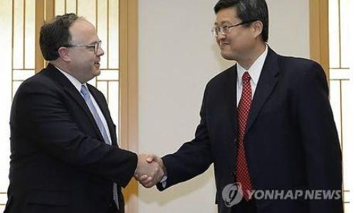 美国再向朝鲜伸出橄榄枝?