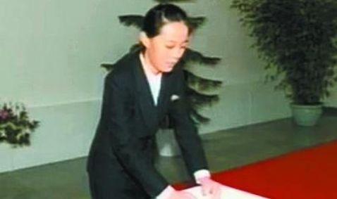 金正恩胞妹为何要亲赴韩国活动?