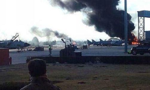 北约战机罕见大空难是不是恐怖行动
