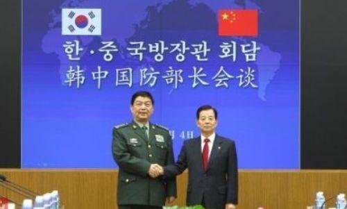 韩国军方对华表态令美国尴尬