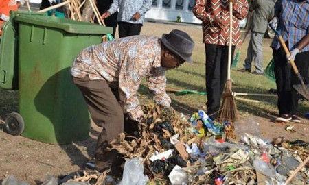 坦桑新总统马古富力:绝不拖延,努力工作