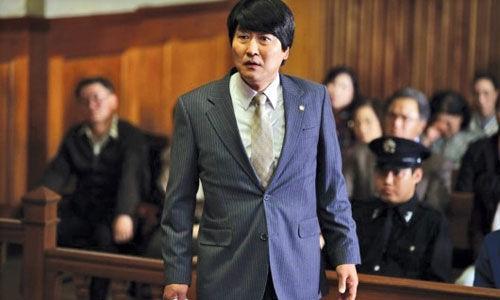 韩片《辩护人》热冷观