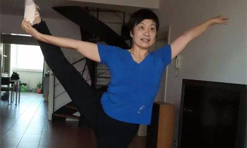 舞者崔卫平:不要与身体为敌