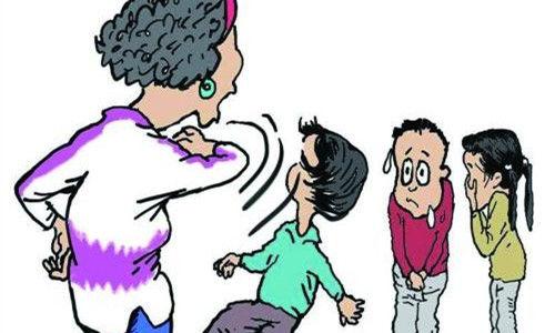 """教师和家长对体罚为何""""是非不分"""""""