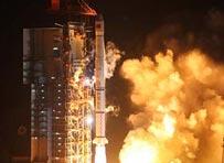 北斗导航卫星在西昌卫星发生中心成功发射升空