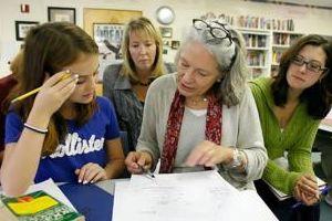 美国人对未来打算很超前 初中生修职业教育课