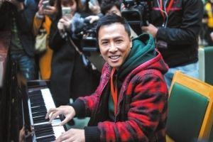 北电高职表演复试邀请甄子丹张丰毅当考官(图)