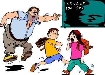 教育孩子的时候要注意以下六种错误的态度,很多父母总是会在不知不觉