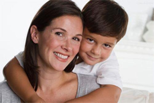 母亲对男孩性教育三个阶段