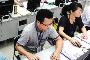 广东高考阅卷进度过半25日放榜 老师点评答题