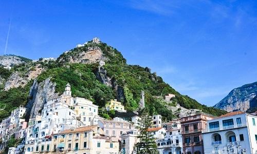 徒步攻略:意大利阿马尔菲众神之路