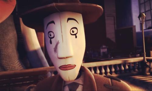 漫话英伦:疯狂的小丑不可笑