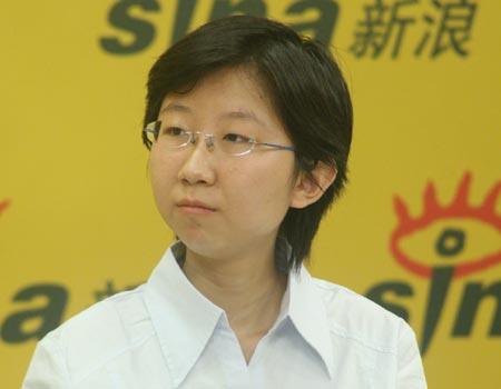 北京高考文科最高分考生:自信的张�h(组图)