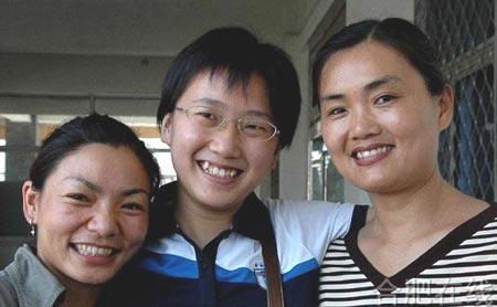 安徽07年文科状元司玉洁:学习最重要是有毅力