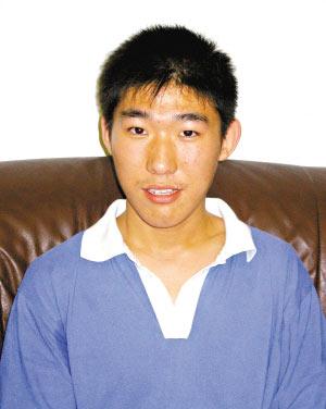 专访07广东高考生物总分状元胡晓烨(图)