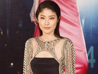 视频:陈慧琳镂空装秀平胸 背后春光引遐想