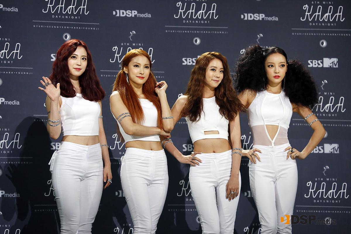 韩女团KARA凭《Mamma Mia》日本获高人气