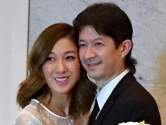 钟嘉欣宣布去年结婚
