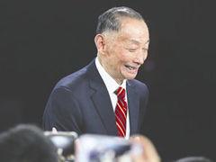 京剧大师梅葆玖去世