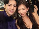 视频:林志玲着低胸裙