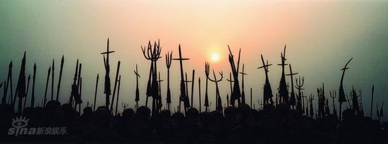 资料图片:陈可辛电影《投名状》剧照(6)