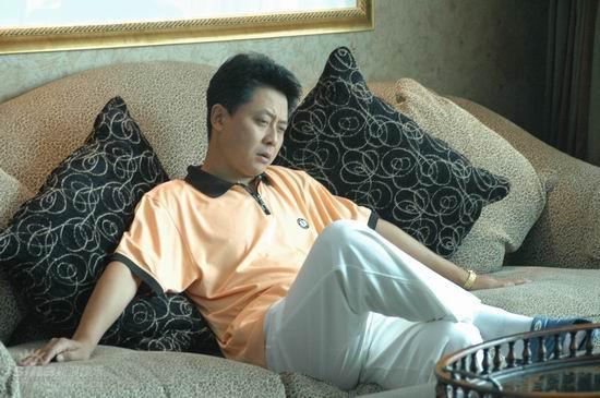 资料图片:电视剧《鹰与枭》精彩剧照(56)