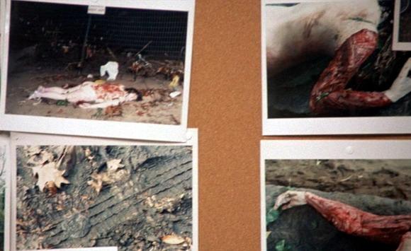 资料图片:经典恐怖片《沉默的羔羊》剧照(2)
