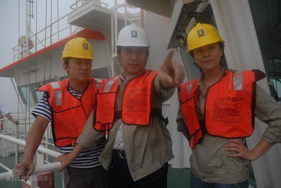 资料图片:电影《东方大港》剧照(26)