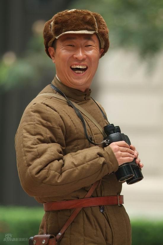 资料图片:军旅电视连续剧《高地》精彩剧照(39)