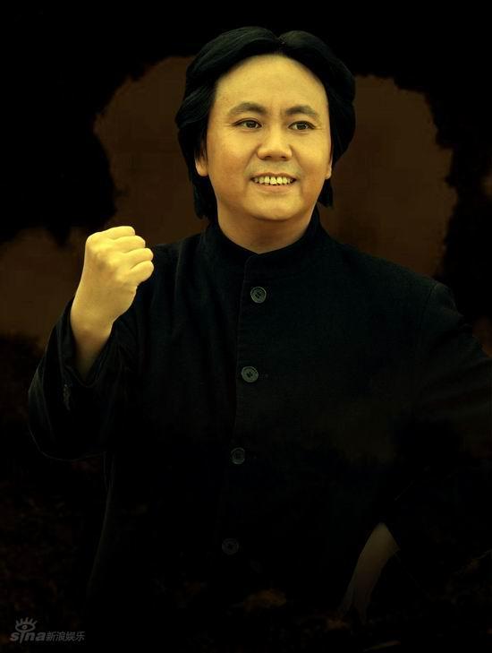 资料图片:军旅电视连续剧《高地》精彩剧照(44)