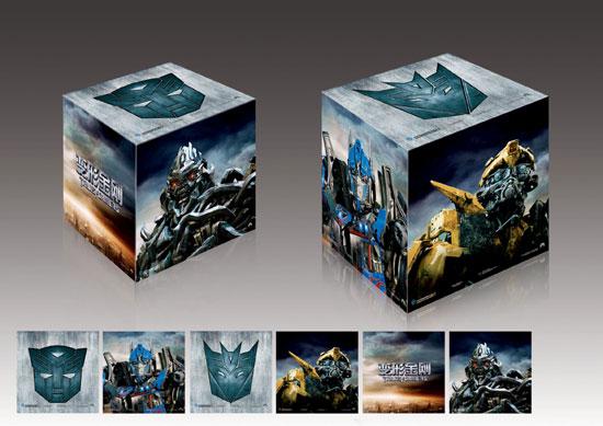 中录华纳《变形金刚》正版DVD11月1日上市(图)