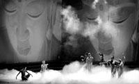 《敦煌》在保利剧院首演故事混乱舞蹈优美(图)