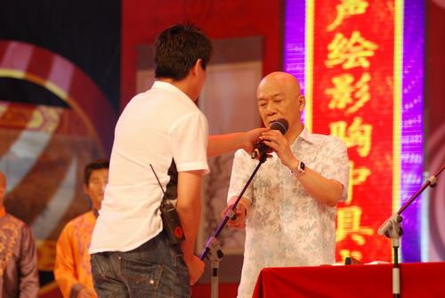 """侯耀文老师人已远去音容依旧""""笑傲江湖""""(图)"""