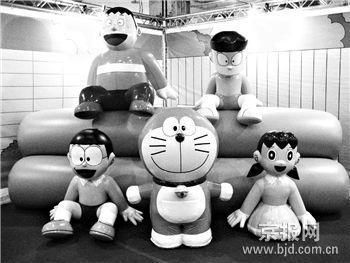 哆啦A梦主题乐园即将空降京城带来无限的惊喜