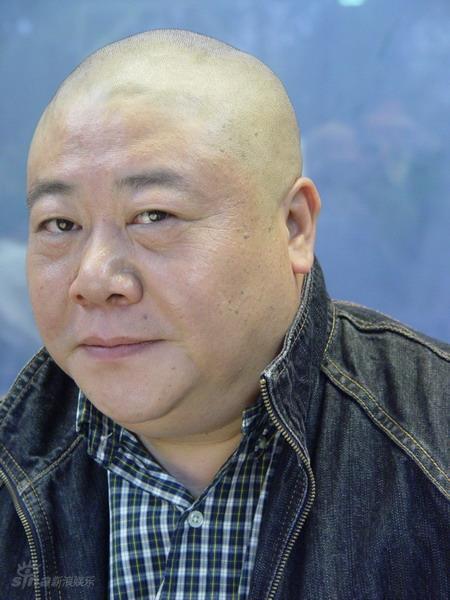 资料图片:《奇异的插曲》演员-刘金山