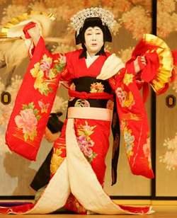 日本松竹大歌舞伎北京首演76岁大师身手不凡
