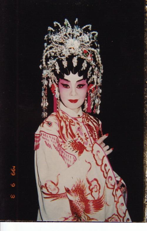 资料图片:庆祝香港回归十周年-高丽