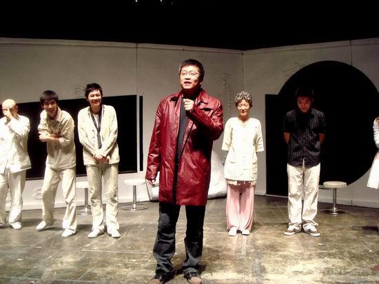 小柯盼与观众互动《我不是李白》上海巡演(图)