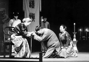 《立秋》以话剧表现晋商文化史找寻失落的诚信