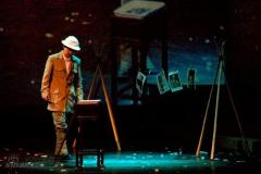 组图:《敦煌》上演多元舞台秀剧本过深需细品