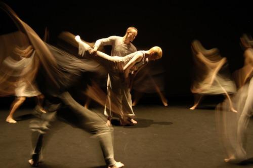 丹麦国家舞蹈团赴京 奉献《现代舞之夜》(组图)