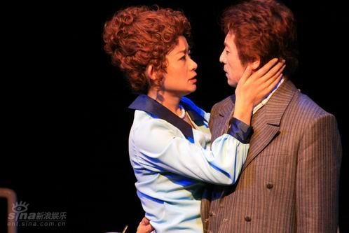图文:奇异的插曲上演--尼娜:孩子的父亲是沙比,不是你!