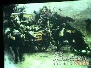 资料图片:《投名状》宣传片中的《昭君出塞》