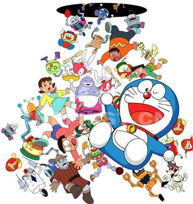 《哆啦A梦》暑假来冒险机器猫再回中国(图)
