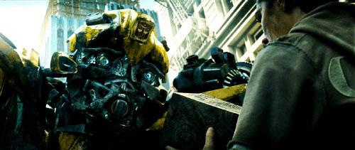《变形金刚》韩国破记录刷新外国片700万票房