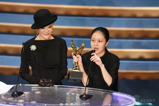 详讯:谭家明田开良凭《父子》获最佳编剧奖