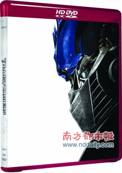 《变形金刚》DVD成销量之王导演仍不满足(图)
