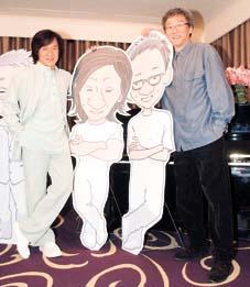 成龙与台湾导演杨德昌携手合作推出卡通片(图)