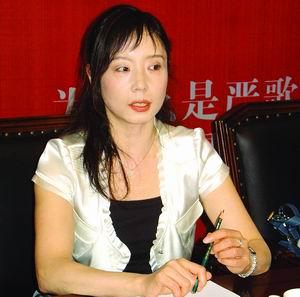 严歌苓首次尝试编剧工作为陈凯歌写《梅兰芳》